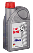 Top Level <br> 15W-40